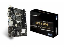 Biostar MB H310MHP (H310,S1151,mATX,DDR4,Intel) H310MHP