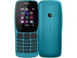 Nokia  110 Dual-SIM-Handy Meerblau 16NKLL01A07