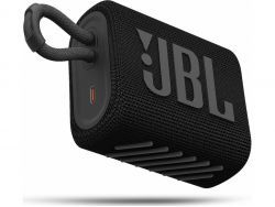 JBL Lautsprecher GO 3 Schwarz JBLGO3BLK