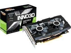 Inno3D VGA GeForce® GTX 1660 6GB Twin X2 N16602-06D5-1521VA15