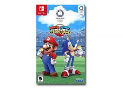 Nintendo Switch Mario & Sonic Olympische Spiele: Tokyo 2020 10002024