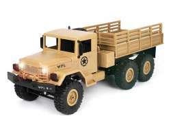 RC US Army Truck 1:16 WPL-B16R 6x6 (Beige)