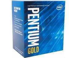 Intel Pentium Gold Dual-Core Processor G6600 4,2 Ghz 4M Box BX80701G6600