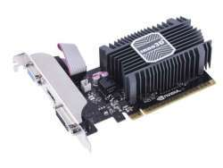 Inno3D Grafikkarte GeForce GT 730 2GB GDDR3 N730-1SDV-E3BX