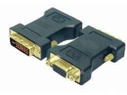 LogiLink VGA-Adapter - DVI-I (M) bis HD-15 (VGA) AD0001