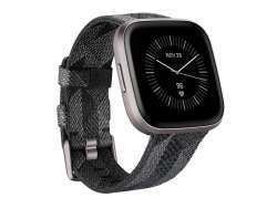 Fitbit Versa 2 Special Edition smoke woven/mist grey - FB507GYGY