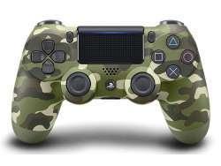 Sony Playstation PS4 Controller Dual Shock wireless green camo - PS4 CONTR CAMO