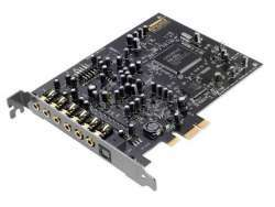 Creative Labs Sound Blaster Audigy Rx Eingebaut 7.1channels 70SB155000001