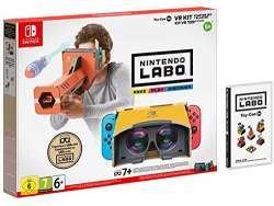 SWITCH Nintendo Labo VR Kit - Starter