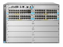 HP Switch 5412R 92GT PoE+/4SFP noPSU v3 zl2 JL001A
