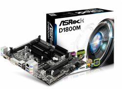Mainboard ASROCK D1800M 90-MXGUK0-A0UAYZ