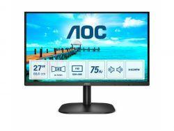 AOC 68,6 cm (27 Zoll) - 19220 x 1080 Pixel - Full HD - LED Schwarz 27B2AM