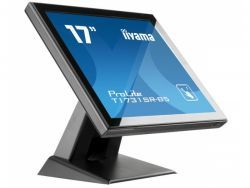 "IIYAMA 43.2cm (17"")  T1731SR-B5  5:4 HDMI+DP Spk black T1731SR-B5"