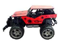 RC Monster Truck PHANTOM SPAN Good Sheep 1:16 4-Kanal (rot)