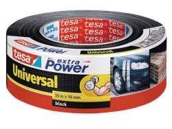 Tesa extra Power Universal PANZERBAND 50mm/50 Meter (Schwarz)