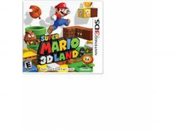 Nintendo 3DS Super Mario 3D Land Selects - 2238840
