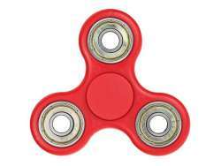 Fidget Spinner Toy - ROT/GOLD