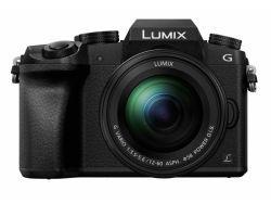 Panasonic Lumix DMC-G70 Kit + 3,5-5,6/12-60 OIS - DMC-G70MEG-K