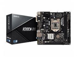 MB ASRock H310CM-DVS   1151 M-ATX D-Sub/DVI   DDR4 retail 90-MXB8K0-A0UAYZ