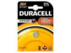 Duracell Batterie Silver Oxide Knopfzelle 364, 1.5V Blister (1-Pack) 067790