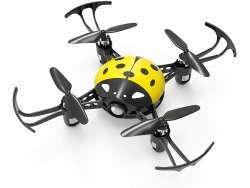 Quad-Copter SYMA X27 Ladybug 2.4G 4-Kanal (Gelb)
