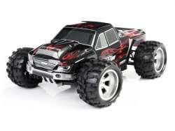 RC Monster Truck Vortex A979 1:18 RTR 4WD 2.4GHz 50km/h (schwarz-rot) - A979