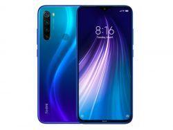 Xiaomi Redmi Note 8 - Mobiltelefon - 8 MP 64 GB - Blau MZB8224EU