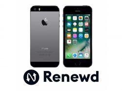 Apple iPhone 5s 16GB space grey !RENEWED!
