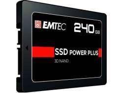 """Emtec Intern SSD X150 240GB 3D NAND 2,5"""" SATA III 500MB/sec ECSSD240GX150"""