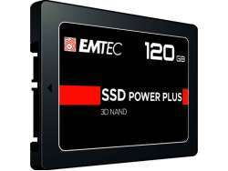 "Emtec Internal SSD X150 120GB 3D NAND 2,5"" SATA III 500MB/sec ECSSD120GX150"