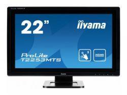 "IIYAMA 54.7cm (21,5"") T2253MTS-B1 16:9 M-touch DVI+HDMI T2253MTS-B1"