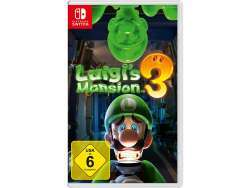 Nintendo Switch Luigis Mansion 3 10002017