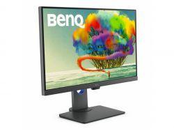 BenQ 68,6cm PD2705Q 16:9 DP/USB-C/HDMI bk.lift/piv WQHD 9H.LJELA.TBE