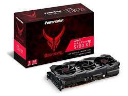 VGA PowerColor Radeon Red Devil RX 5700XT 8GB GDDR6 | PowerColor - AXRX 5700XT 8GBD6-3DHE/OC