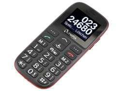 Olympia Bella 4,5 cm (1.77 Zoll) 68 g Schwarz Camera phone 2214