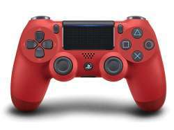 Sony Playstation PS4 Controller Dual Shock wireless red V2 - 9814153