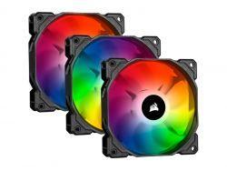 Corsair PC- Gehäuselüfter SP120 RGB PRO Triple Fan Kit CO-9050094-WW