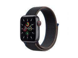 Apple Watch SE Alu 40mm Spacegrey (Bracelet Charcoal) LTE iOS MYEL2FD/A