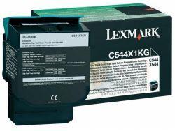 Lexmark - 6000 Seiten - Schwarz C544X1KG