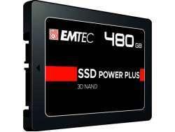 "Emtec Internal SSD X150 480GB 3D NAND 2,5"" SATA III 500MB/sec ECSSD480GX150"