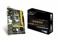 Biostar MB B365MHC (B365,S1151,mATX,DDR4,Intel) B365MHC