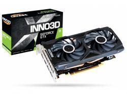 VGA Inno3D GeForce® GTX 1660 Super 6GB Twin X2 | Inno3D - N166S2-06D6-1712VA15L