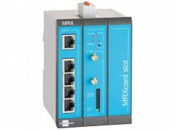 INSYS MRX3 LTE 1.1 Industrierouter-LTE 5Ether-Ports 2Eing.Router 10016583