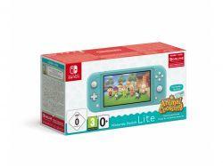 Nintendo Switch Lite Türkis inkl. Animal Crossing - 10005233