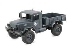 RC US Army Truck 1:16 WPL-B14R 4x4 (Grün)