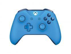 MICROSOFT XBOX One Branded Wireless Controller - blue Projekt Retail (P) - WL3-00020