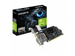 VGA Gigabyte GeForce® GT 710 2GB D5 2GIL low profile | Gigabyte - GV-N710D5-2GIL