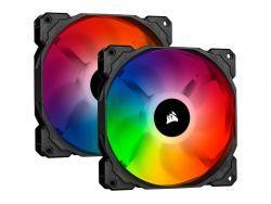 Corsair PC- Gehäuselüfter SP140 RGB PRO Dual Fan Kit CO-9050096-WW