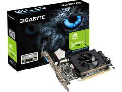 VGA Gigabyte GeForce® GT 710 1GB D5 1GL low profile | Gigabyte - GV-N710D5-1GL