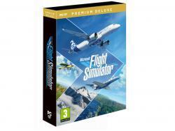 Microsoft Flight Sim 2020 (Premium Deluxe Edition) (DVD Format) -  PC